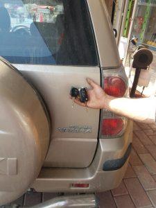 Immobilizer Anahtar