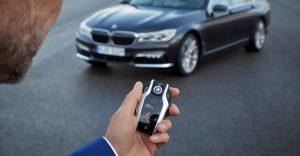 BMW Araba Anahtarı