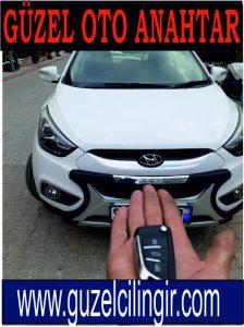 Hyundai Xi35 Kayıp Ve Yedek Anahtar