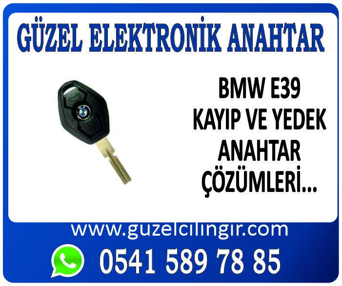 Alanya BMW E39 Yedek Anahtar