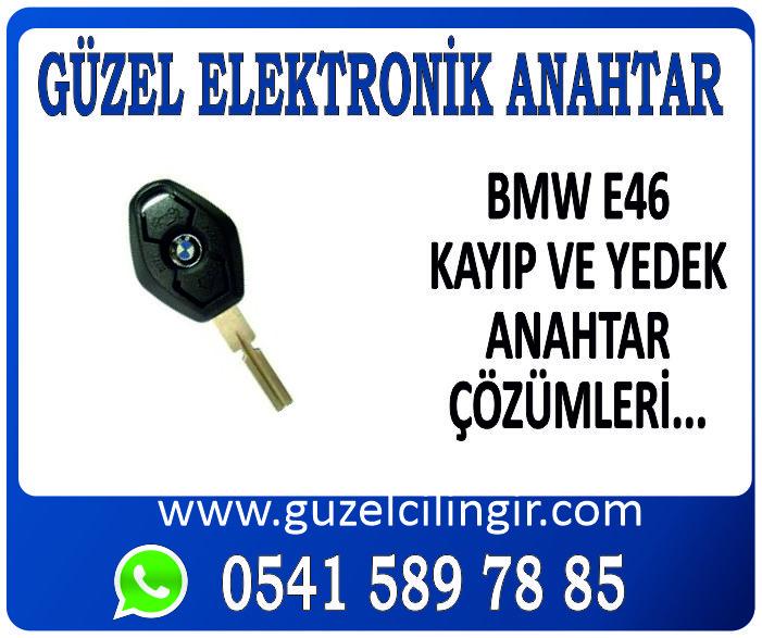 Alanya BMW E46 Yedek Anahtar