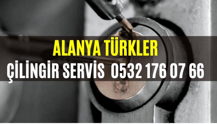 Alanya Türkler Çilingir Servis